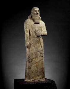 The Royal Ontario Museum (ROM) hosted an exhibition of hundreds of exceptional artifacts of Sumer, Assyria and Babylon