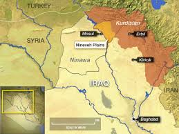 On January 21, 2014, the Iraqi government declared, in principle, that Nineveh Plains would become a new province, which serves as a safe haven for Assyrians.