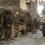 Digitizing books in Iraq would give them a safe future