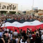 الشعب الإيراني كالمنقذ لانجاح وتحويل المظاهرات في العراق إلى ثورة ناجحة؟