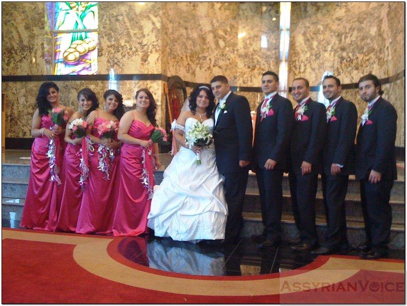 Aldo Wedding Toronto Canada